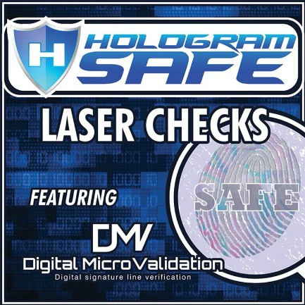 Hologram Safe Offer Image
